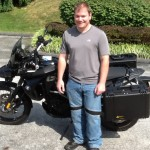 JASON SELLERS from  PARKVILLE, MD  with his 2012 F800GS