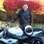 Jim Fritz from University Park, Md with his 2015 S1000R