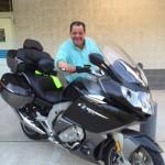 Jose Jimenez at Bob's BMW in Maryland.