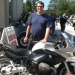 MARK RICHTER from  CLARKSBURG, MD with his 2005 R1200ST