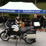 Robert C.,  2006 BMW R1200GS.