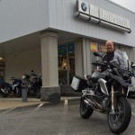 Rodney at Bob's BMW in Jessup, MD