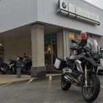 Rodney at Bob's BMW in Jessup, MD