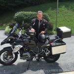 Steve W., 2016 R1200GS in triple black.