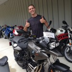 Tony at Bob's BMW 2014 F 700 GS