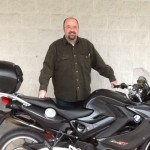 WALKER PITMAN from WOODBRIDGE, VA with his 2013 BMW F800GT