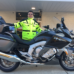 Warren B. on his 2016 K1600GTL Exclusive