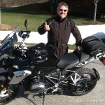 Wes J., 2016 R1200GS  TRIPLE BLACK