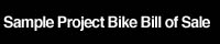 Bill of sales for project bikes pdf