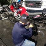 Bike cleaning image
