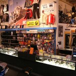 Showroom & Parts Counter