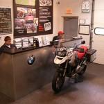 Service Reception Area
