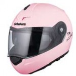Schuberth C3 Pro in pink