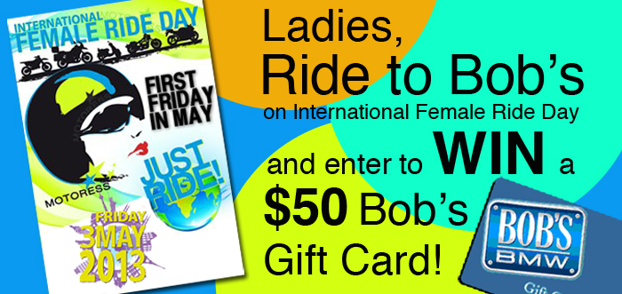 International Women's Ride Day 2013