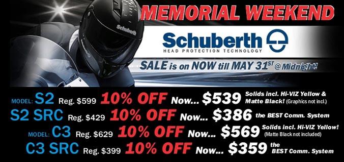 Schuberth-Memorial-Wknd