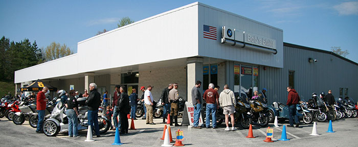 Open House at Bob's BMW
