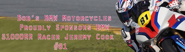 Jeremy Cook S1000RR Racer