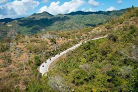 Countryside in Cuba