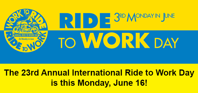 Ride to Work 2014