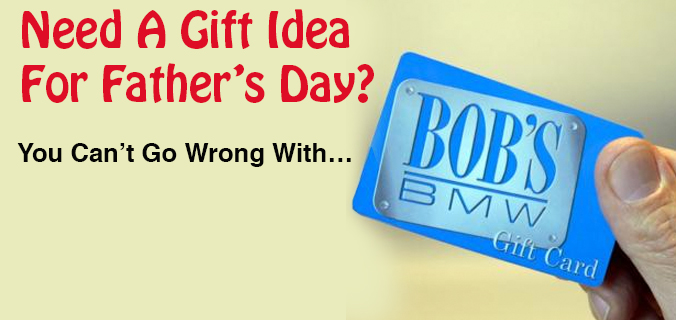 Bob's BMW Gift Card