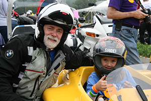 Bob Henig and Ride for Kids