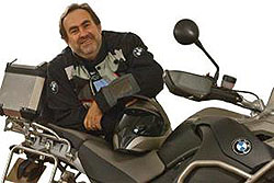 Jorge with R1200GS image