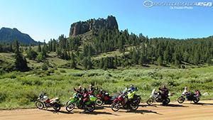 Dr Frazier Adventure Rider
