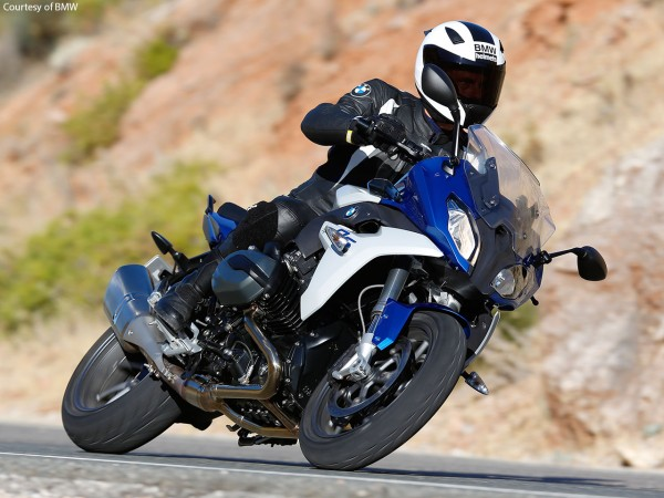 2015 BMW R1200 RS
