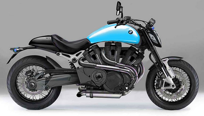 BMW W3 Cruiser Concept