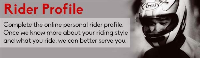 Bob's BMW Rider profile
