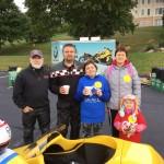 Bob Henig at the Ride for Kids in Baltimore/Washington.