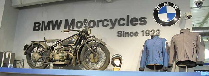 Bob's BMW Vintage Museum