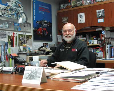 Bob Henig at Bob's BMW