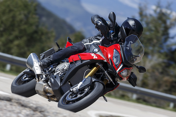 BMW S100XR Award Bike