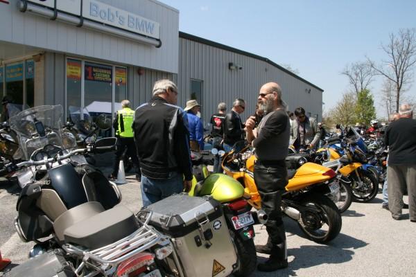 Season Start Weekend @ Bob's BMW Motorcycles | Jessup | Maryland | United States