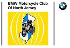 BMW NJ Motorcycle club logo