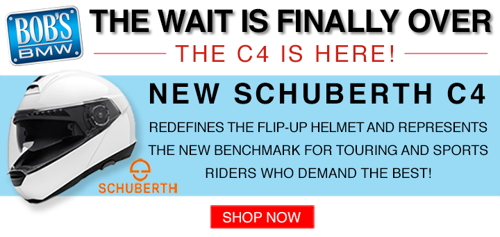 the new schuberth c4 is here bob 39 s bmw motorcycles. Black Bedroom Furniture Sets. Home Design Ideas
