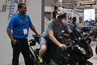 Virtual Reality Rides Bob's BMW