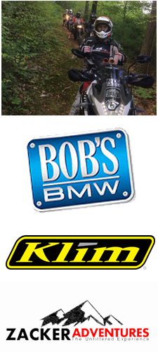 Bob's BMW ADVenture Ride